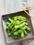 ポン酢柚子胡椒枝豆