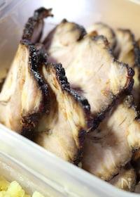 『フライパン煮豚』