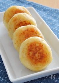 『じゃが餅♡バター醤油味!パクパク食べちゃう♪』