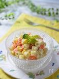簡単&ヘルシー☆豆腐カッテージのマカロニサラダ