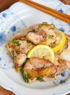 鶏もも肉のレモン焼き【作りおき】
