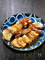 鶏もも肉の味噌チャーシュー
