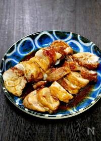 『鶏もも肉の味噌チャーシュー』