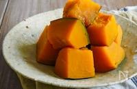 \今話題の砂糖をまぶす/本当に美味しいかぼちゃの煮物