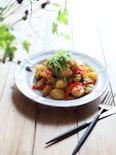 コロナ対策に『鶏とポテトのスタミナ炒め』