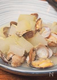 『台湾風冬瓜とアサリのショウガ煮(翌日ランチのお楽しみ付)』