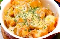 【明太マヨの王道レシピ!!】明太マヨのチーズ焼き