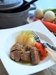簡単!根菜と豚肉のホロホロ煮込み