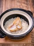 連子鯛の炊き込みご飯
