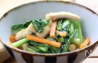 小松菜の煮びたし