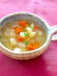 野菜だけ♪デトックススープ
