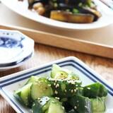 【あともう一品に】調理時間5分!たたききゅうりの塩麴ナムル