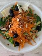 ⭐️小松菜と人参のもりもりサラダ