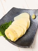 【筍の刺身】シンプルかつ贅沢♡新鮮な筍の一番美味しい調理法♪