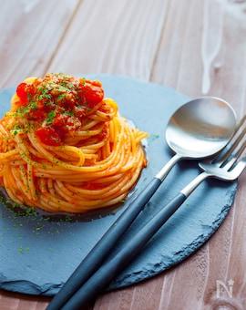 濃厚トマトのポモドーロ