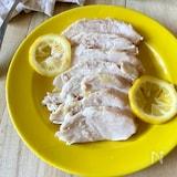 むね肉しっとりサッパリ!レモンの鶏ハム