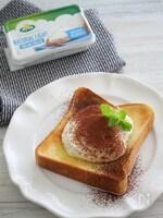 ティラミス風クリームチーズトースト