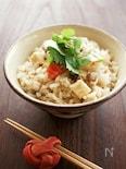 もち米じゃなくてもモチモチ♪中華おこわ風炊き込みご飯