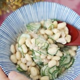 季節を楽しむ旬ごはん✿きゅうりとツナの豆サラダ