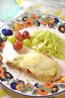【ポークチーズソテー】とろけたチーズがコク旨!簡単おかず☆