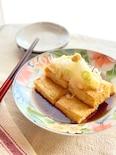 簡単おいしい♡厚揚げで揚げ出し豆腐風