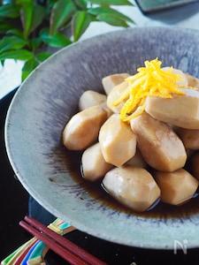【保存*基本の里芋の皮のむき方・下処理】里芋の煮っころがし