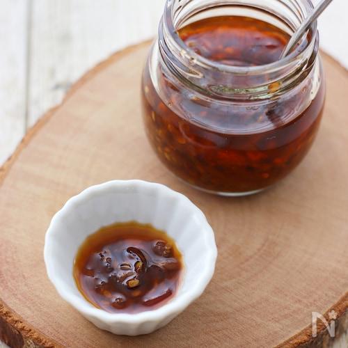 絶賛レシピ!食べるラー油