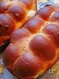 もふもふ甘~いお菓子ちぎりパン2種♪