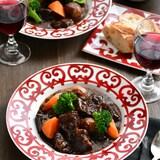 【STAUB】牛肉の赤ワイン煮込み
