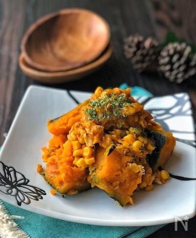 レシピ かぼちゃ