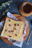 あとひくおいしさ!きなこ餅トースト