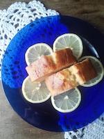 塩レモンのパウンドケーキ(ベーキングパウダー不使用)