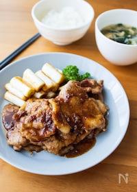 『お肉やわらか!『豚と長ねぎの生姜焼き』#ご飯が進む#お弁当』