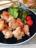 スタミナおかず♪鶏の塩ニンニク・から揚げ