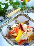 ポリ袋で*もっと作りたくなる白菜の中華風*鍋で余る白菜利用法