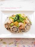 【ひな祭り】酢飯不要!梅風味の8品目ちらし寿司