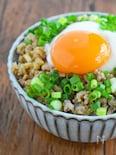 【丼、お弁当に!5分で完成】鶏そぼろ