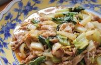 ともきーたさんに教わる!簡単&ヘルシーな【白菜】のとろみ煮レシピ