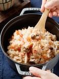 トマトとカニカマの洋風炊き込みご飯【#簡単#時短#節約】