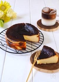 『バスク チーズケーキ』