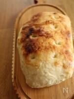 【簡単おうちパン】【トースターで焼ける】ドデカフォカッチャ
