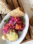 人参と紫キャベツのサラダ