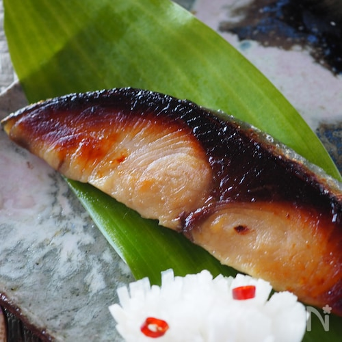 *ポリ袋で魚の粕漬け*簡単手作り作り置き