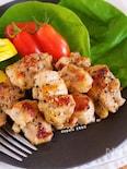 お弁当にも♪『レモン香る♡鶏のガーリック塩ペッパー焼き』