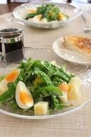 春野菜のニース風サラダ