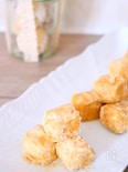 サクほろ「きな粉クッキー」の作り方レシピ#きなこ大量消費