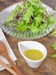 グリーンサラダが美味しいわさびドレッシング