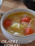 キャベツとツナの シンプルスープ