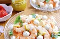 簡単&おしゃれ♪ピエトロドレッシングで春爛漫ちらし寿司!