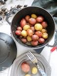 脱マンネリレシピ【ジャガイモとニンニクのスパイシーオイル煮】